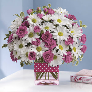 Polka Dots and Posies T52-3A