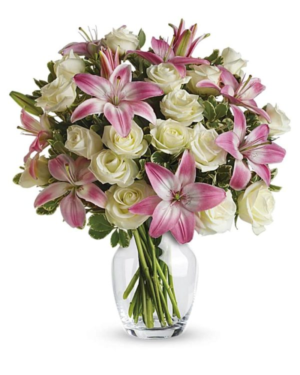 Always a Lady Bouquet Hoelcks Florist