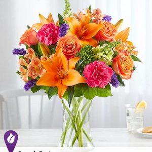 Vibrent Floral Medley