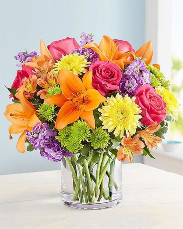 Vibrant Beauty Bouquet # 167526