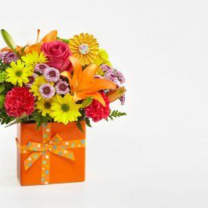 bd1 Birthday Bouquet
