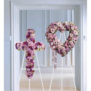 Rose Garden Heart 2